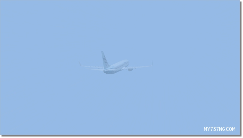 My aircraft fading from view when passing through clouds using Active Sky Next.