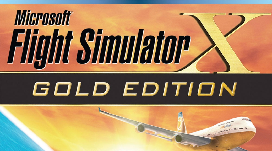 Microsoft Flight Simulator X Deluxe Edition ...