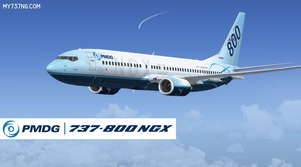 PMDG 737-800 NGX