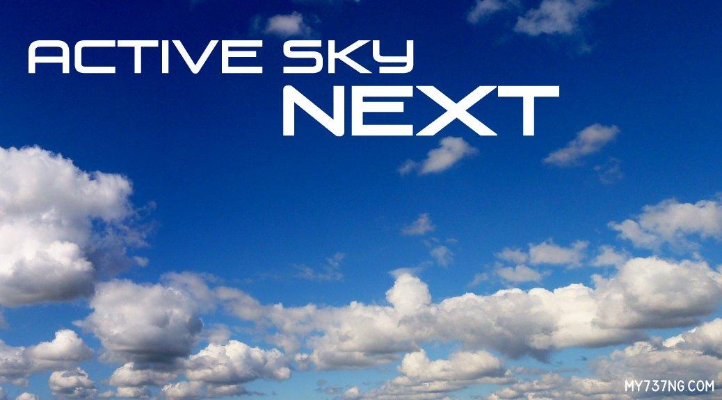 Active sky next download