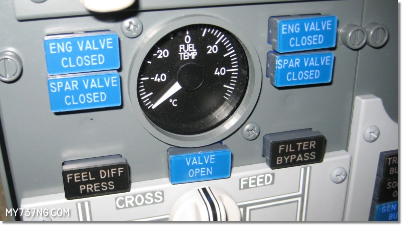 Incorrect annunciator label on my CPFlight overhead panel.