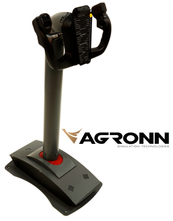 Agronn Yoke Single. Photo and logo from Agronn.