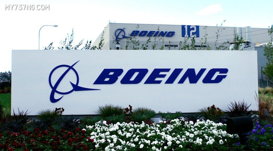 Boeing Factory - Renton