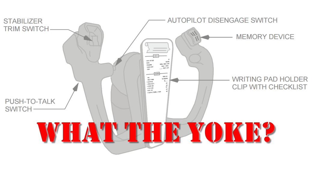 What the Yoke?
