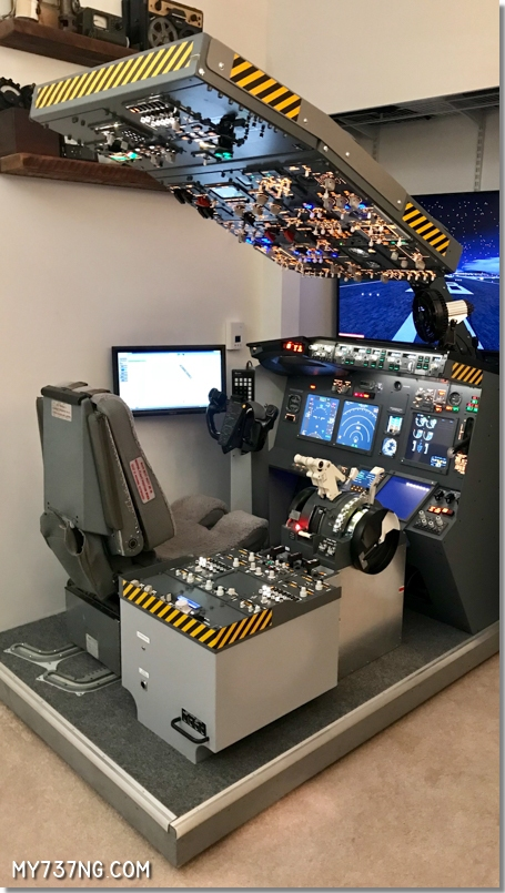 My 737 Sim for Sale 2