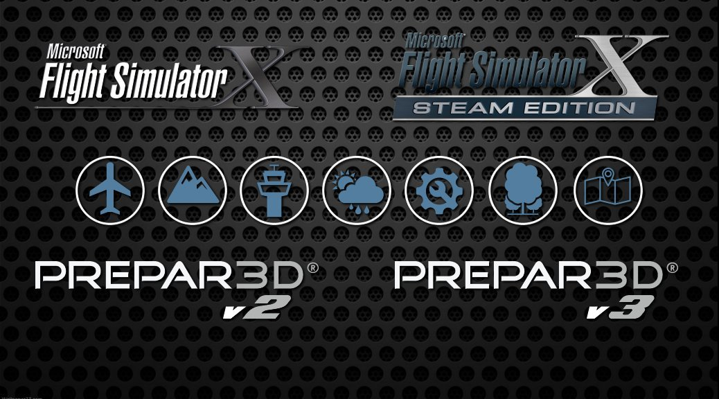 Tricking AddOns with P3D/FSX Steam